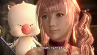 Final Fantasy XIII-2 Gameplay Part 6 - Yaschas Massif / Bresha Ruins
