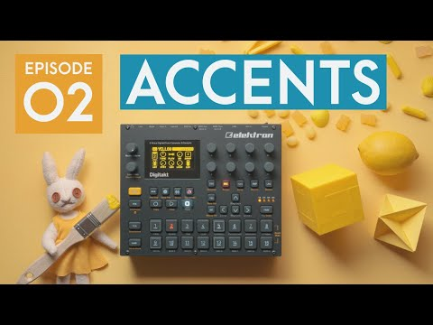 Drum Machine 101 Ep. 2 - Accents   More expressiveness and dynamics for your drum patterns