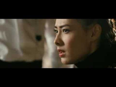 Isabella Leong on The MummY 3  HD
