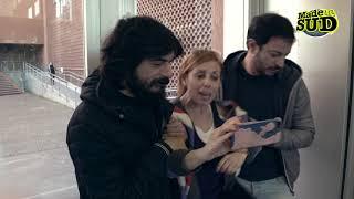 Roxy, Gino Fastidio e Mino Abbacuccio - Backstage - MadeInSud9