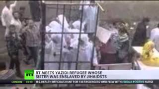ISIS militants- A young Yazidi woman raped 30 times in just a few hours