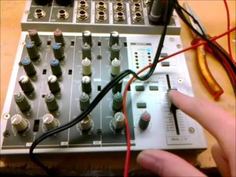 Phonic mm1002 инструкция