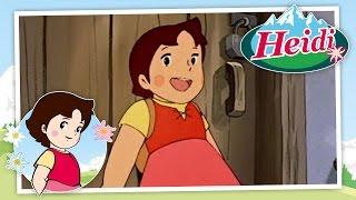 Heidi - Episodio 40 - Quiero ir a los Alpes