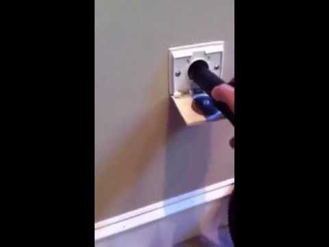 How to unclog a blocked house or central vacuum