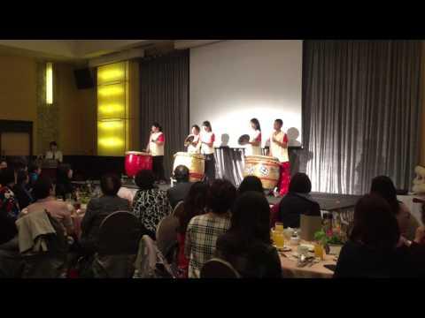湖田國小武藝醒獅團_大鼓表演_20170315