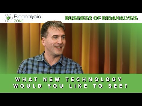 What new technology would you like to see?