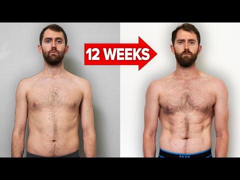My Quarantine Workout 12 Week Body Transformation