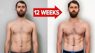 My Quarantine Workout - 12 Week Body Transformation