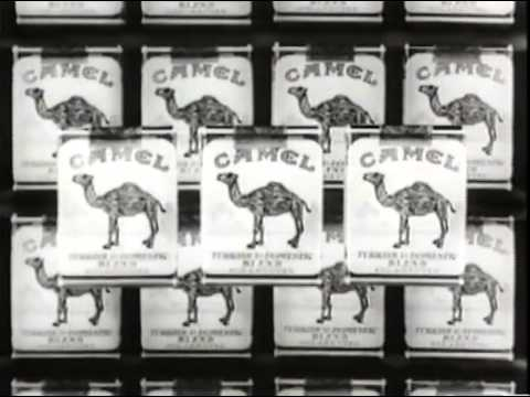 Classic Cigarette Ads for Camel Cigarettes