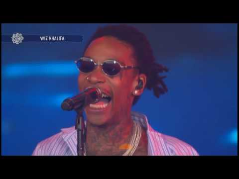 Wiz Khalifa - Lollapalooza 2017 at Chicago US Live Streaming En vivo 1/2