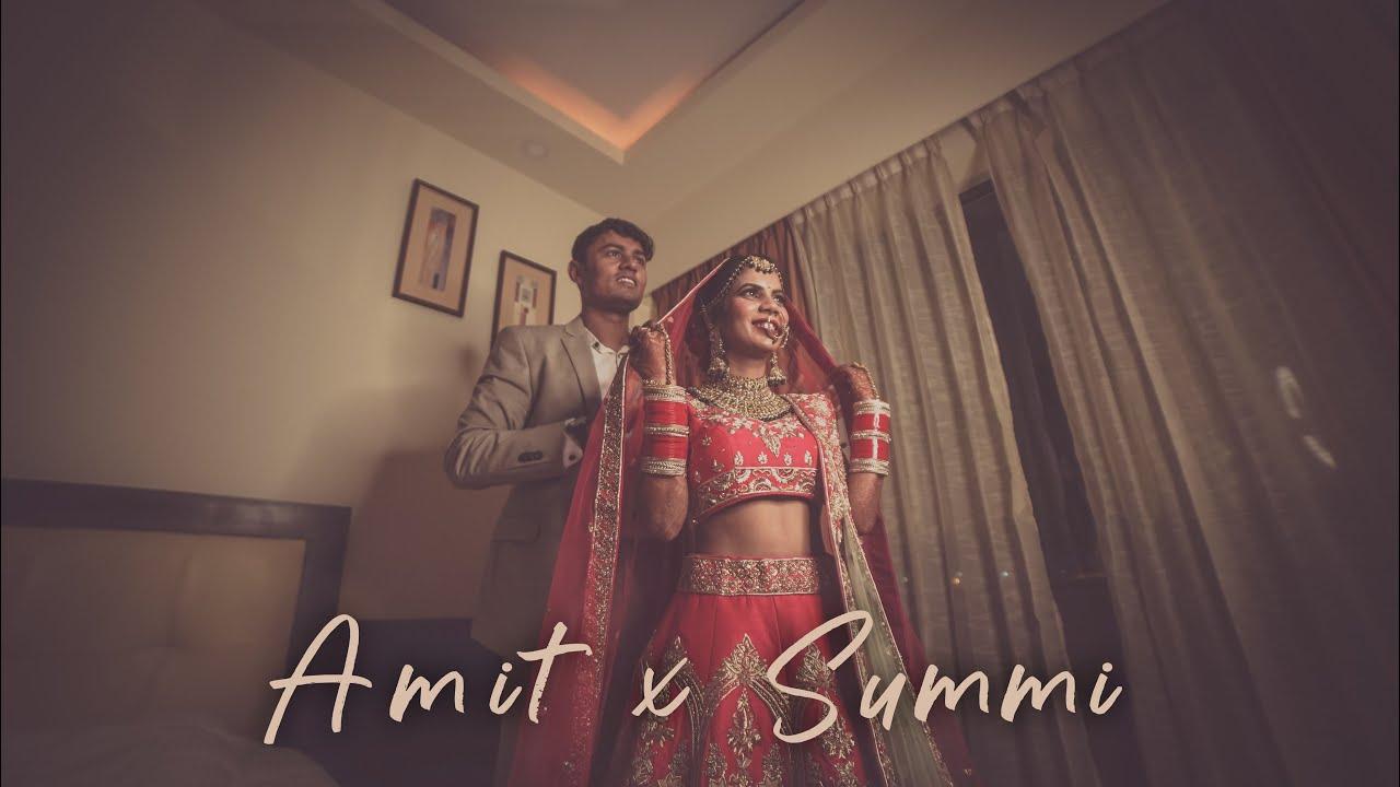 Tere Naal | Amit x Summi | Wedding teaser 2020