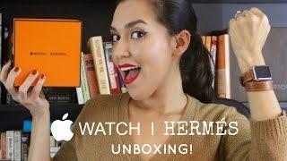 Gambar cover Hermés Apple Watch Unboxing (Birthday Haul Pt. 2)