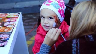 Фото и Видеосъёмка детского праздника. фитнес-центр Зебра
