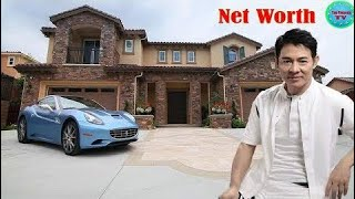 Jet Li Lifestyle 2018  Net Worth, Biography, Salary, Cars, School House Pets And Family