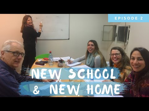 VLOG Episode 2: Home and School in Buenos Aires
