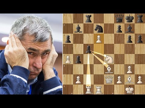 Vassily Ivanchuk Unable to Tame the Armenian Lion