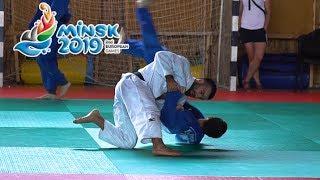 Приглашение на турнир European Judo Open в Минске