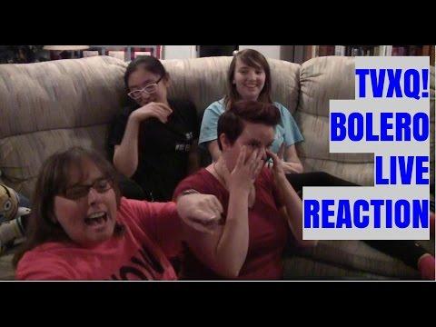 TVXQ! Bolero  DO OVER Reacti  The Kpop Kverters