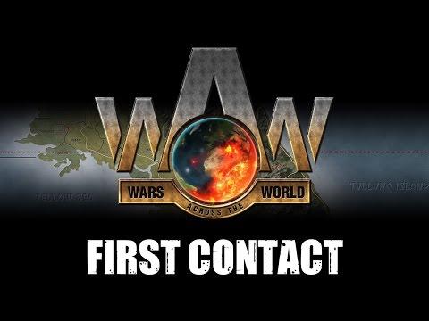 [FR] Wars across the World - First Contact - Un jeu pour les gouverner tous