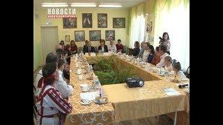 В БУ «Новочебоксарский социально реабилитационный центр для несовершеннолетних» состоялся республика