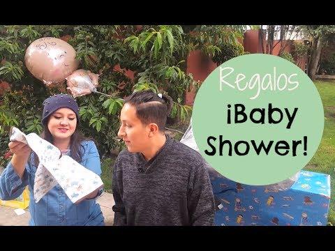 ♥ABRIENDO LOS REGALOS DEL BABY SHOWER + NOMBRE DEL BEBE♥