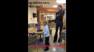 Warrior Children with Cancer... Childhood Cancer is NOT Rare!