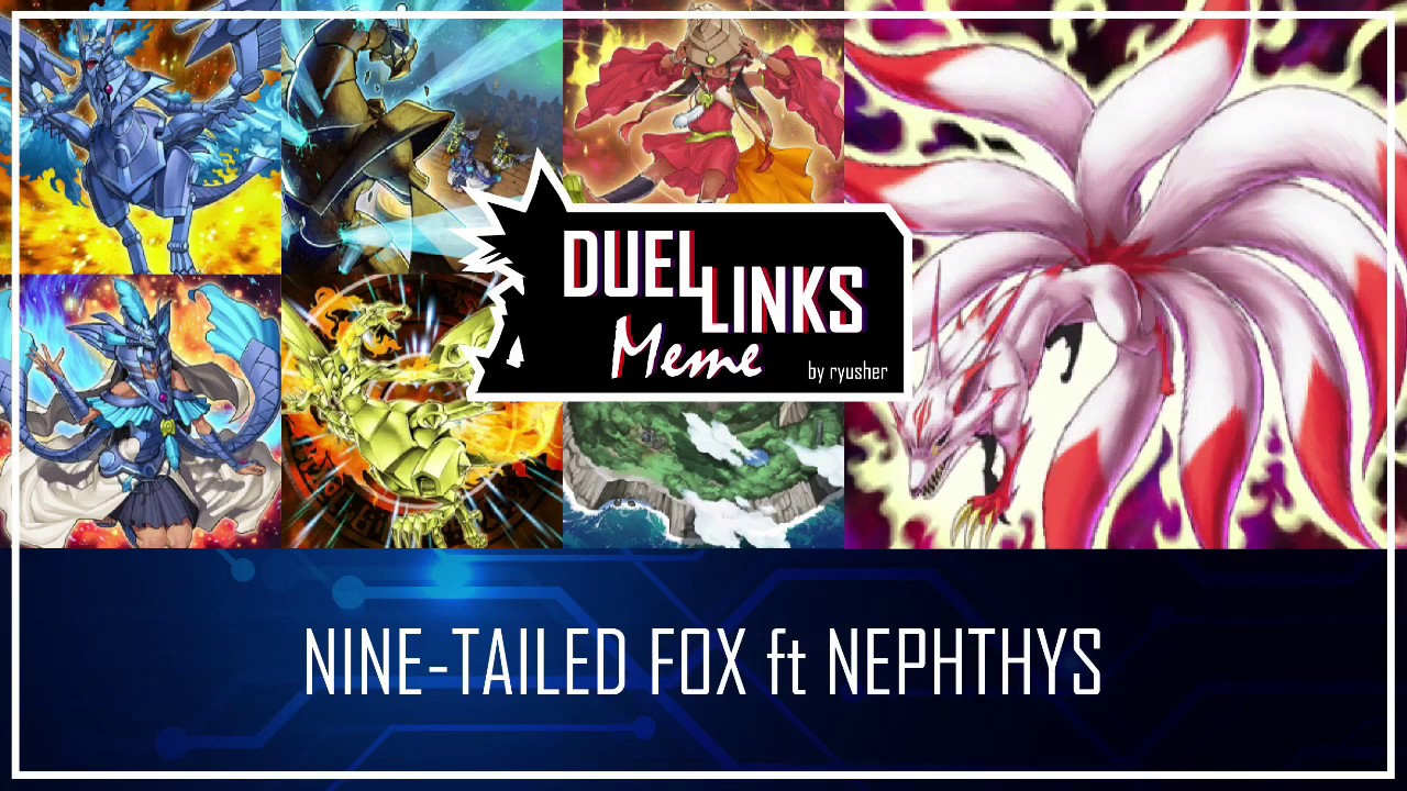 NINE-TAILED FOX ft NEPHTHYS! Rewards from Inglorious Bastion
