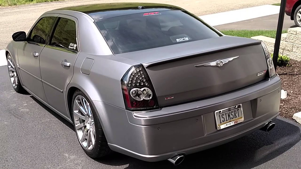 2006 chrysler 300 srt8 cammed idle youtube. Black Bedroom Furniture Sets. Home Design Ideas