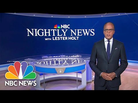 Download NBC Nightly News Full Broadcast - September 27th