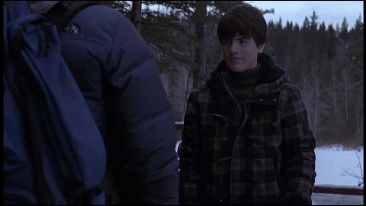A Heartland Christmas.A Heartland Christmas Boy From The Woods