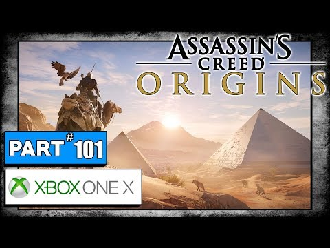 Assassin's Creed Origins Playthrough Part 101 - Taking Liberty