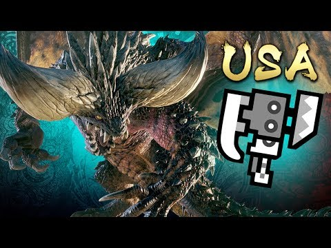How the Switch Axe Dominated the Monster Hunter World USA Championship