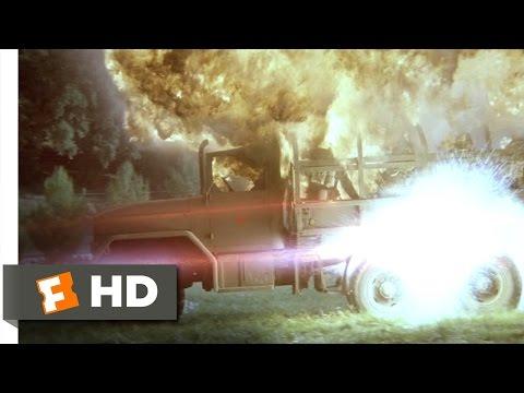 Short Circuit (1/8) Movie CLIP - NOVA Demonstration (1986) HD