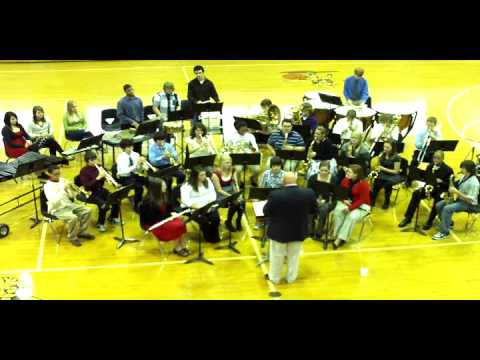 Caverna High School Band Christmas Concert part 7