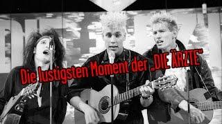 """Die lustigsten """"DIE ÄRZTE"""" Momente - Früher"""