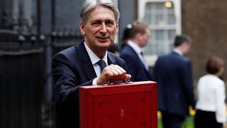 Budget 2017: live from the House of Commons
