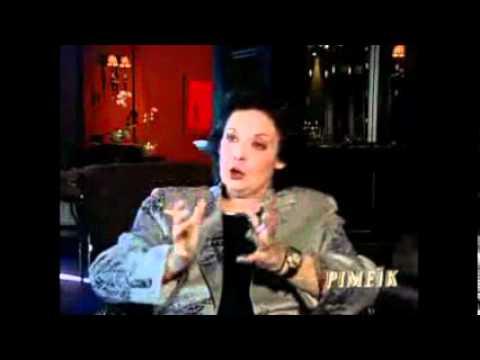 Λιάνα Κανέλλη-Δημόσια τηλεόραση