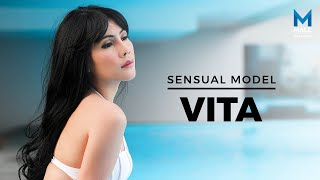 Lekuk Tubuh Indah VITA, Model yang Bikin Penasaran -  MALE INDONESIA