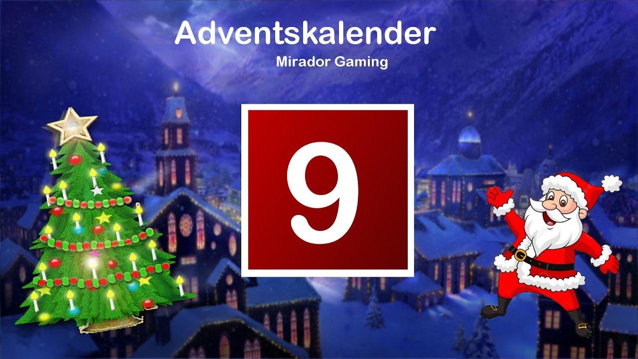 Adventskalender Gaming