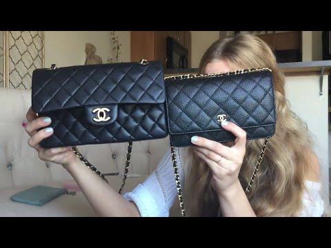 Chanel Small Flap vs WOC | Comparison & Review