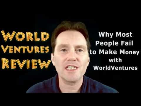World Ventures Review - Why Most People Fail to Make Money with World Ventures