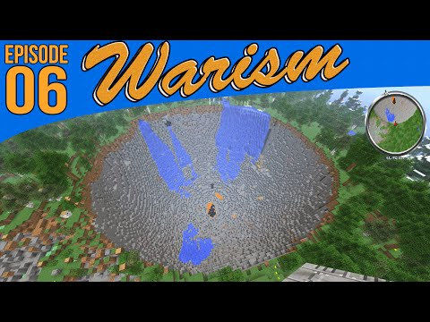 Minecraft Warism: Modded War Survival - Nuclear Testing! #6