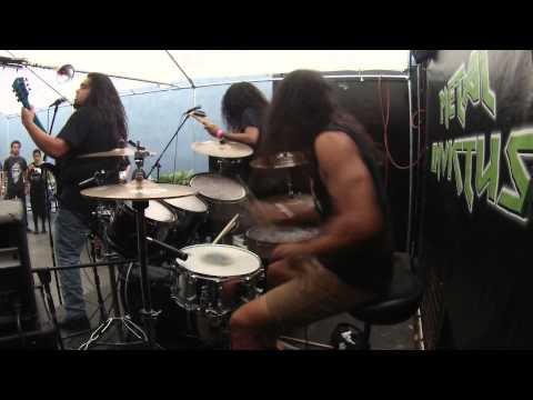 Fueled by Fire - Carlos Gutierrez Drum cam -  07/06/2014