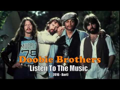 Doobie Brothers - Listen To The Music (Karaoke)