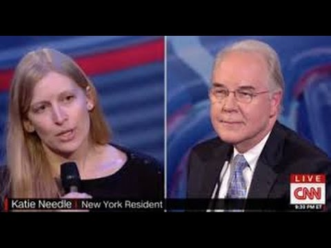 Watch: Woman schools Tom Price on Planned Parenthood