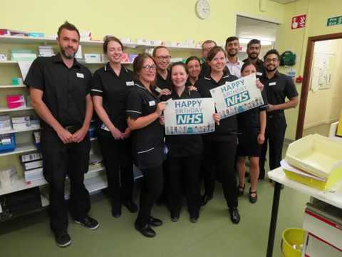 NHS 70 - 70 Faces of SaTH