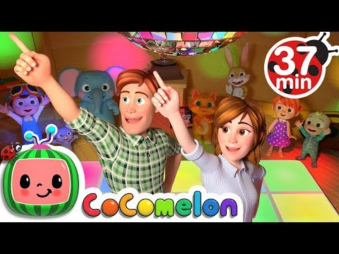 Looby Loo | +More Nursery Rhymes & Kids Songs - CoCoMelon