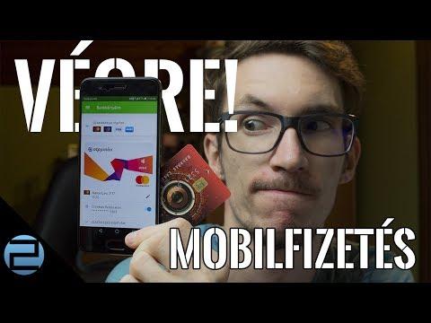 Download Youtube: VÉGRE! Mobilfizetés, egyszerűen | Simple bemutató