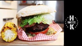 Ultimate Bbq Burger