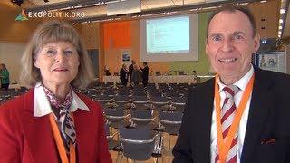 Raumenergie und Kalte Fusion - Freie-Energie-Kongress 2013 | ExoMagazin